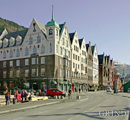 Nye Bryggen (Knut Strand)