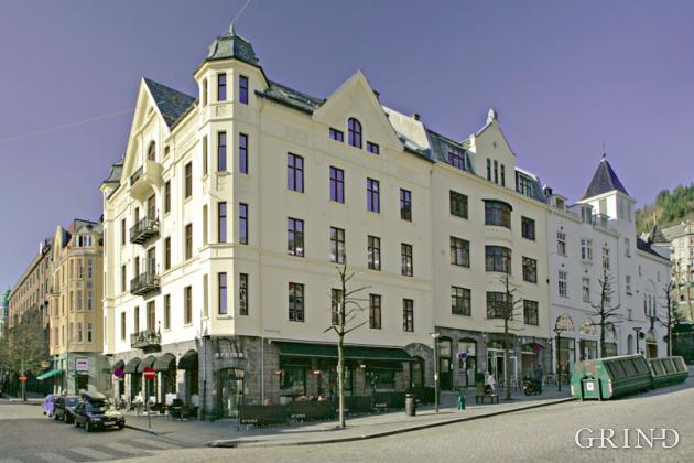 Bygård Vetrlidsallmenningen (Knut Strand)