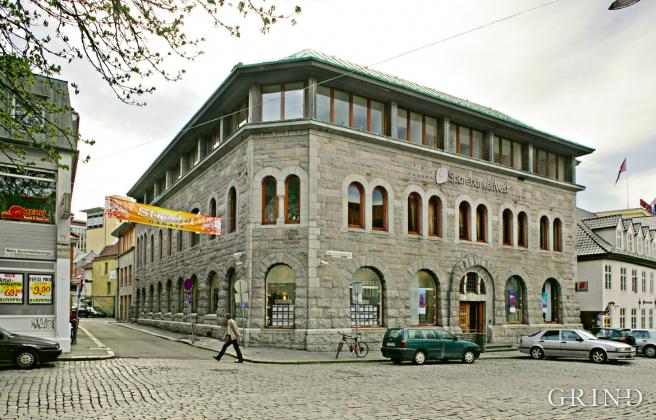 Bergens Sparebank (Knut Strand)