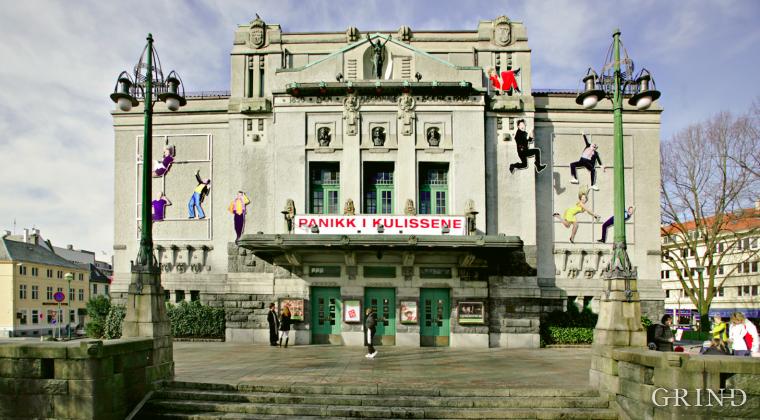 Den Nationale Scene (Knut Strand)
