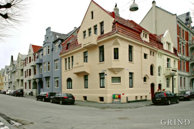 Ivar Aasensgate / Sydnesplassen (Knut Strand)