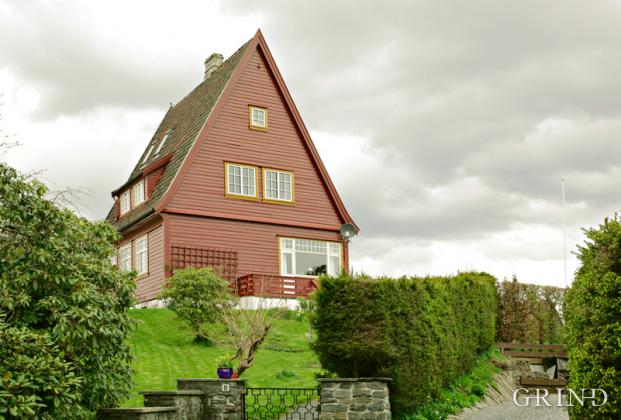 Villa Adjunkt Grieg (Knut Strand)