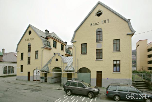 Trikkebyen (Knut Strand)