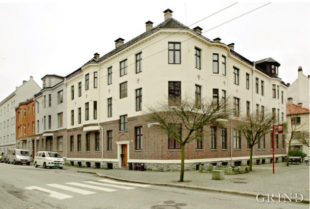 Leiegård Konsul Børsgate (Knut Strand)