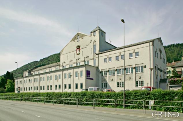 Solheim sekundærstasjon (Knut Strand)