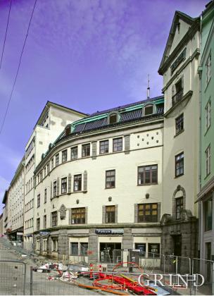 Bergen Telefonkompagni (Knut Strand)