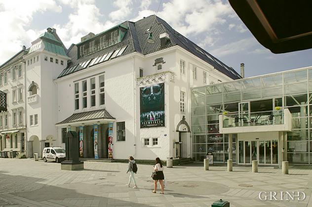 Konsertpalæet (Knut Strand)