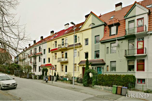 Ladegårdsterrassen (Knut Strand)