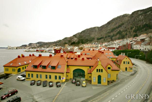 Slaktehuset (Knut Strand)