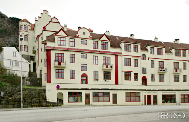 Møbelsnekkernes byggeselskap (Knut Strand)