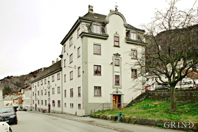 Boliganlegg Sandviksveien (Knut Strand)