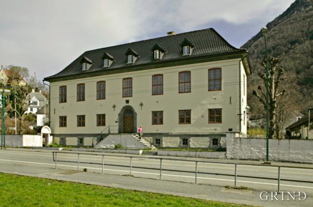 Statsarkivet (Knut Strand)