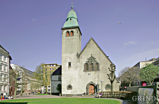St. Jacob kirke (Knut Strand)