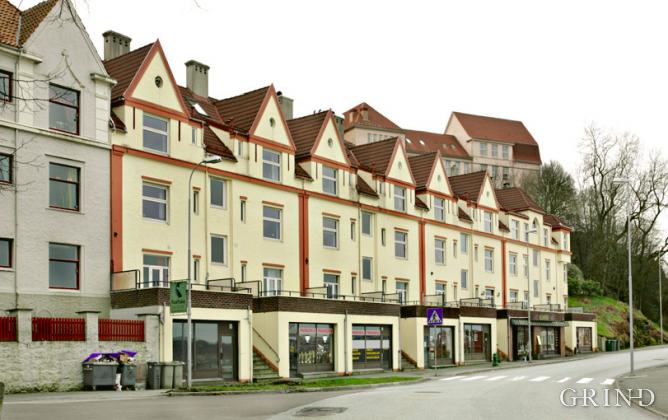 Murersvendenes byggeselskap (Knut Strand)