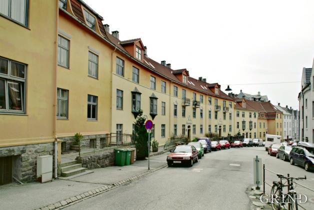 Boliganlegg Kirkegaten (Knut Strand)