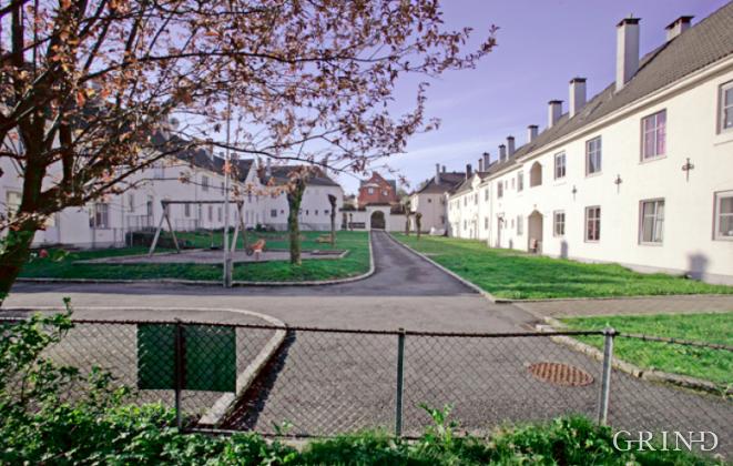 Svaneviksveien (Knut Strand)