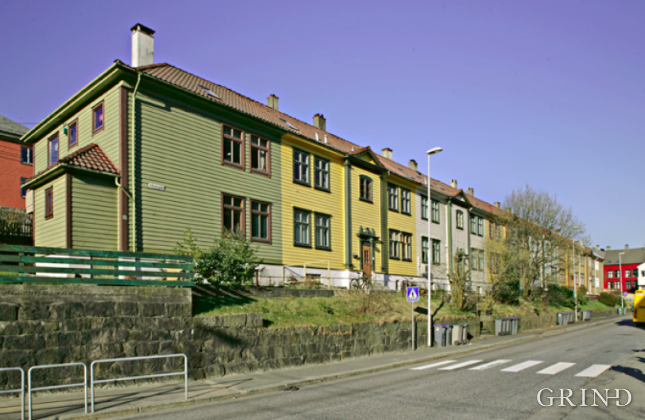 Boliger Bøhmergaten 27-41 (Knut Strand)