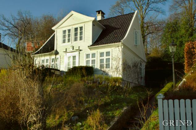 Egen bolig Per Grieg (Knut Strand)