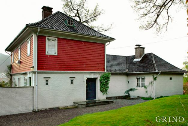 Villa Blaauw (Knut Strand)