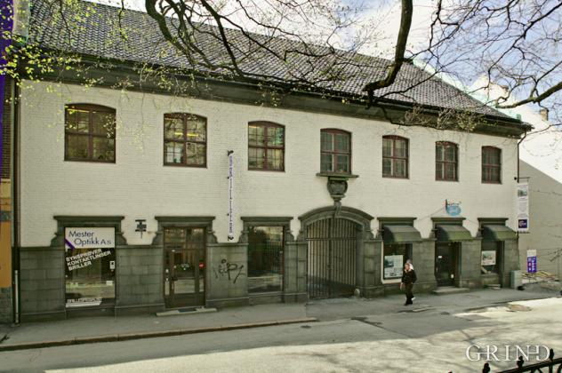 Vestlandske stenhuggeri (Knut Strand)