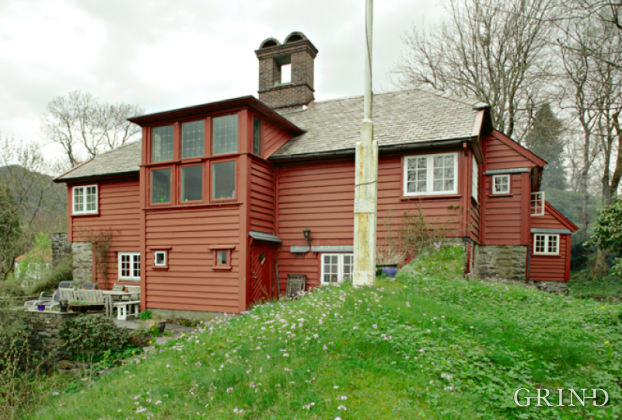 Villa Askhaug (Knut Strand)