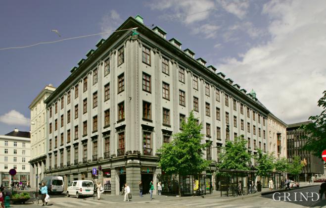 Galleriet (Knut Strand)