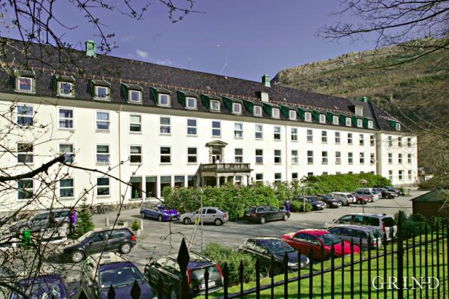 Kvinneklinikken (Knut Strand)