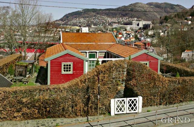 Egen bolig Leif Grung (Knut Strand)