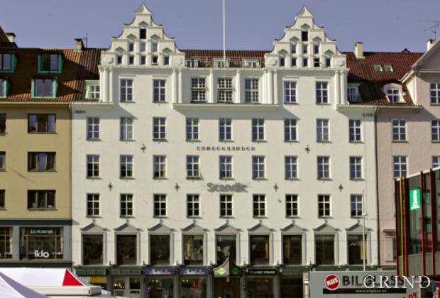 Torgegården (Knut Strand)