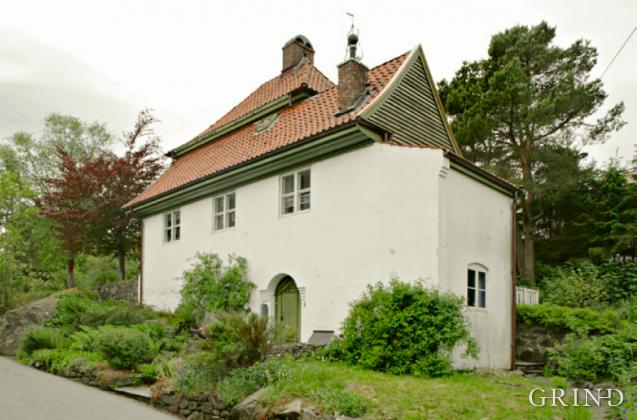Enebolig Kråkenes (Knut Strand)