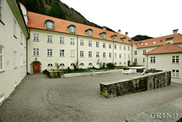 Bergens Maskinistforenings Aldershjem (Knut Strand)
