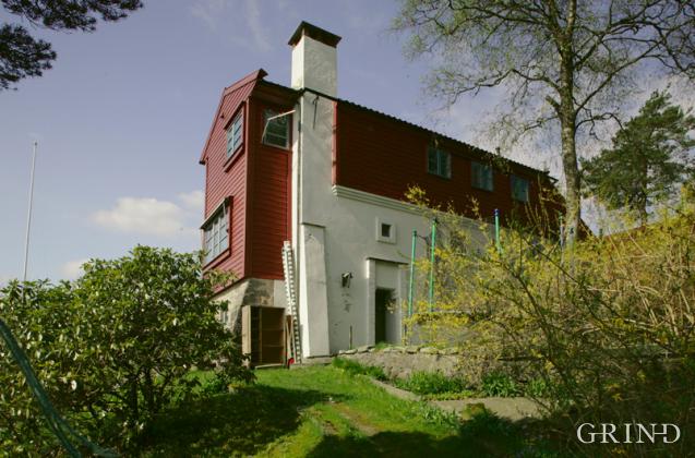 Kråkenesveien (Knut Strand)