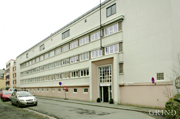Johannes Menighets Aldershjem (Knut Strand)