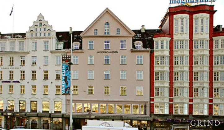 Saltødegården (Knut Strand)