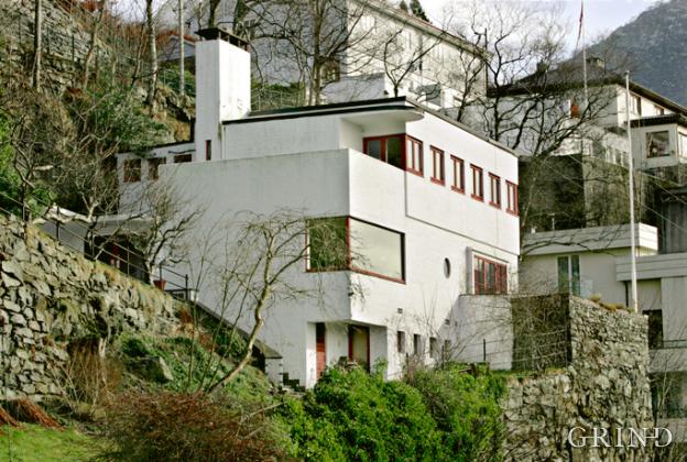 Villa Lau Eide (Knut Strand)