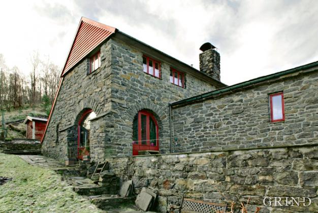 Villa Steinstua (Knut Strand)