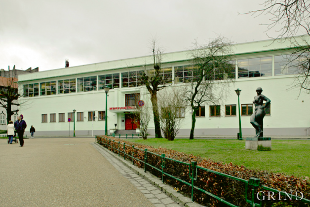 Bergen Kunsthall (Knut Strand)