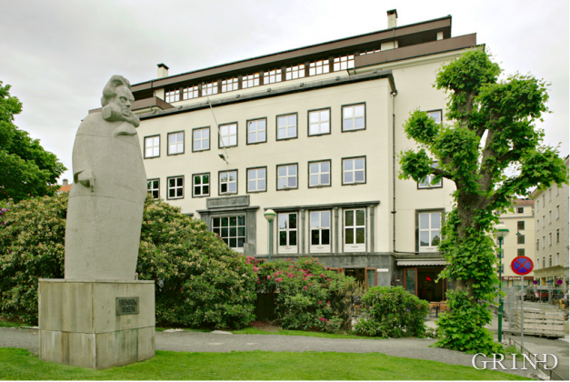 Bergen Haandverks og Industriforening (Knut Strand)