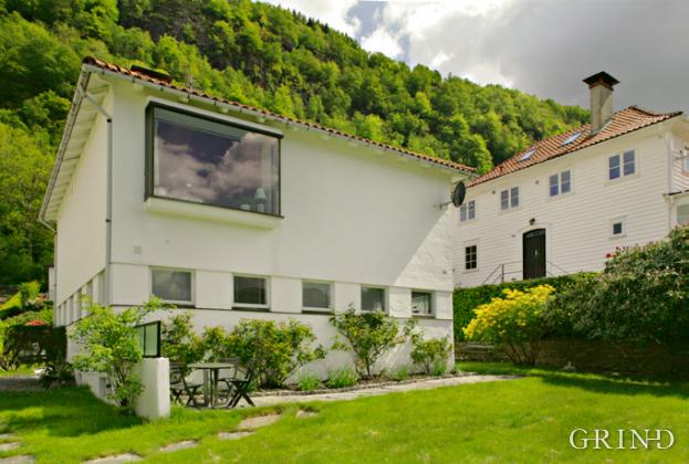 Villa i Ulriksdal (Knut Strand)