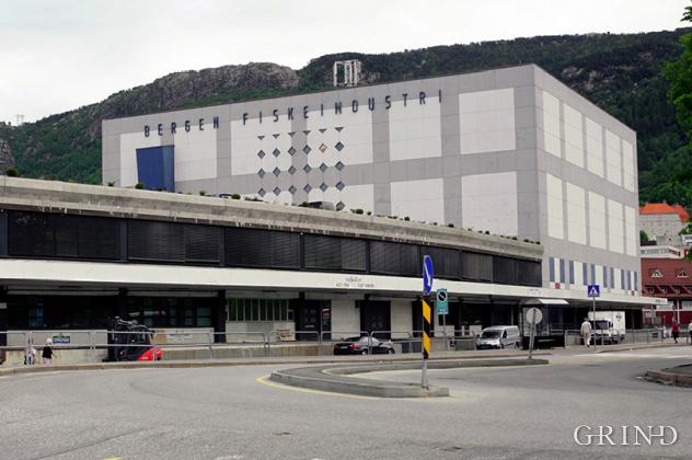 Bergen Fiskeindustri (Knut Strand)
