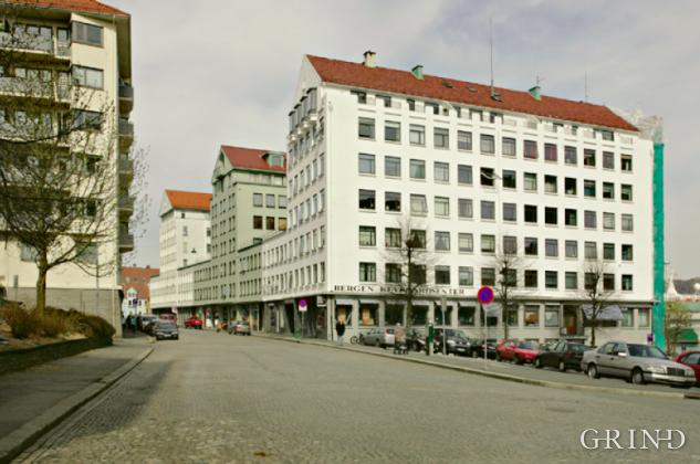 Lamellblokker Nordnes (Knut Strand)