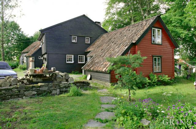 Arkitektbolig P.Helland-Hansen (Knut Strand)