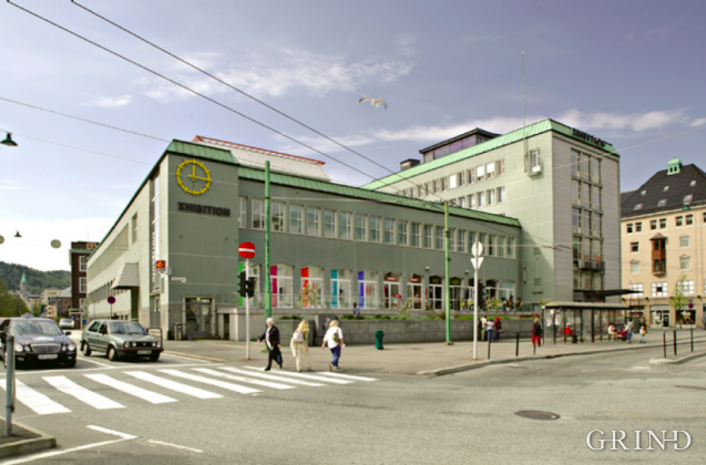Posthuset/Exhibition (Knut Strand)