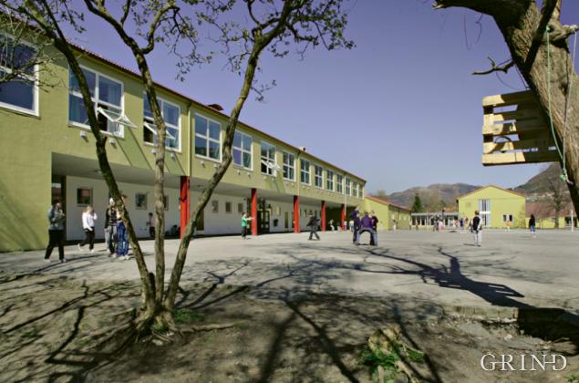 Slettebakken skole (Knut Strand)