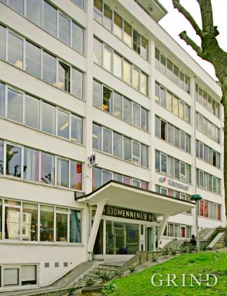 Sjømennenes hus (Knut Strand)