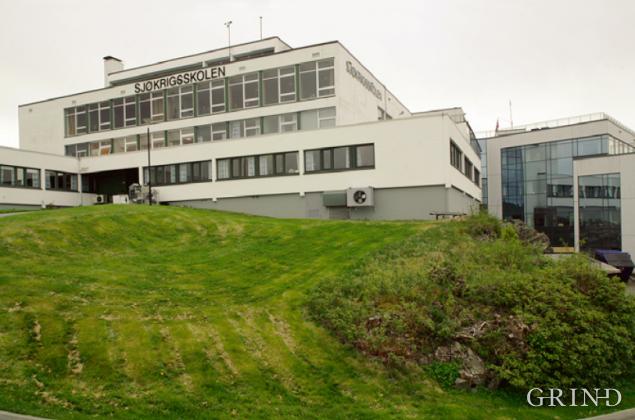 Sjøkrigsskolen (Knut Strand)
