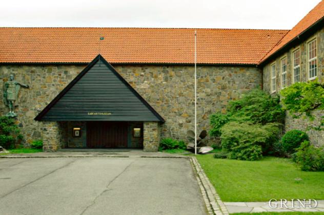 Bergens Sjøfartsmuseum (Knut Strand)