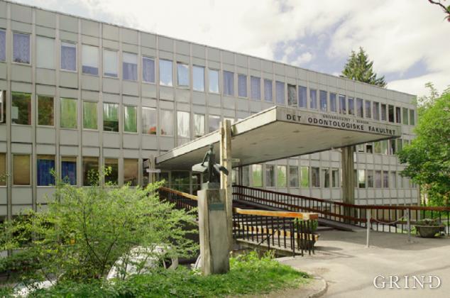 Det Gamle Odontologiske Institutt (Knut Strand)