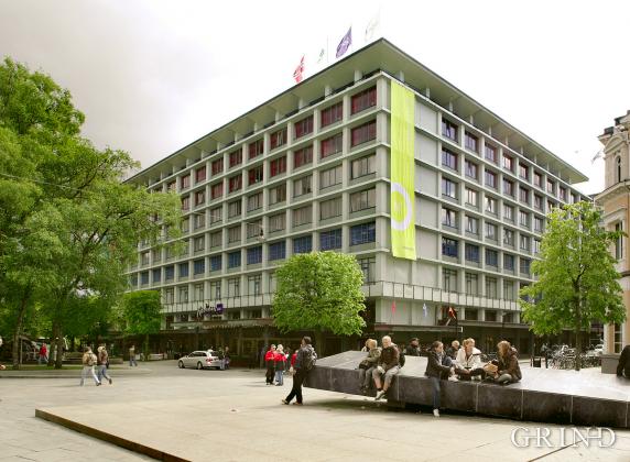 Hotel Norge (Knut Strand)