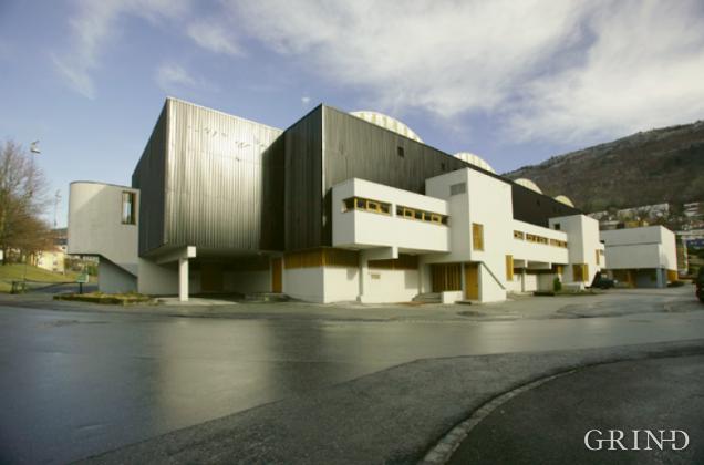 Landåshallen (Knut Strand)